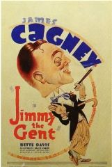Jimmy the Gent 1934 DVD - James Cagney / Bette Davis